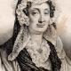 DÉTAILS 01 | Portrait de Adélaïde-Gillette Dufrénoy née Billet (1765-1825) - Poètesse Française