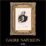 Portrait of Odilon Barrot (1791-1873) - French Politician