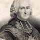 DÉTAILS 01 | Portrait de l'Abbé Joseph-Marie Terray (1715-1778) - Prêtre - Contrôleur général des finances - Louis XV de France