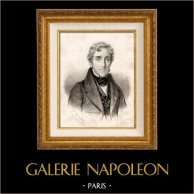 Porträt von Mathieu Molé (1781-1855) - Französisch Politiker