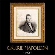 Portret Mauguin (1785-1854) - Francuski Polityk