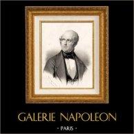 Portret van Odilon Barrot (1791-1873) - Frans Politicus