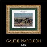 Napoleonic Campaign in Egypt - Ottoman Empire - Napoleon and the French Army in the Desert of Egypt - Armee d'Orient - 1798