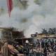 DÉTAILS 02 | Campagne d'Égypte - Empire Ottoman - Combat Naval - Nelson - Bataille d'Aboukir ou Bataille du Nil - Armée d'Orient - 1er Août 1798