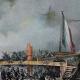 DÉTAILS 03 | Campagne d'Égypte - Empire Ottoman - Combat Naval - Nelson - Bataille d'Aboukir ou Bataille du Nil - Armée d'Orient - 1er Août 1798