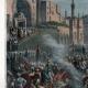 DÉTAILS 01 | Campagne d'Égypte - Empire Ottoman - Le Caire - Napoléon à la Fête de Mahomet - Armée d'Orient - 20 Août 1798