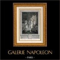 Female Nude - Eroticism - Les Appas Multipliés - Mademoiselle Duruel Dufayel