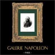 Porträt von Jean-Pierre Claris de Florian (1755-1794) - Fabeln - Dramaturg