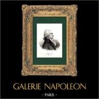 Porträt von Isaac Le Chapelier (1754-1794) - Französisch Politiker