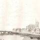 DETAILS 04 | View of Montereau - Seine-et-Marne (France) - Montereau-Fault-Yonne - Napoleonic Wars