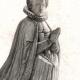 DÉTAILS 01   Portrait de Catherine de Nogaret de la Valette (?-1587) - Epouse de Henri de Joyeuse (1563-1608)