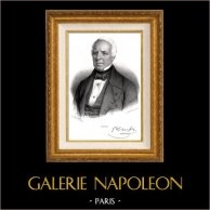 Porträt von Philibert Joseph Roux - Französisch Arzt