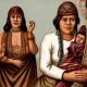 DÉTAILS 01   Costume Traditionnel - Amérique - Amérindiens - Indiens d'Amérique