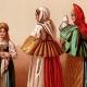 DÉTAILS 02 | Costume Traditionnel - Russie - Russe
