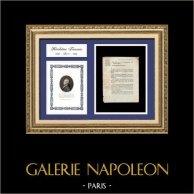 Documento Histórico - Revolución Francesa - 1796 - Directorio - Directoire