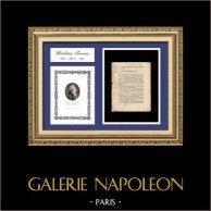 Documento Histórico - Revolução Francesa - 1796 - Diretório