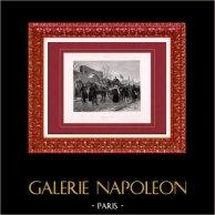 Peinture - Exposition 1888 - Paul Louis Narcisse Grolleron (1848-1901) - Janville 1870