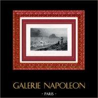 Peinture - Exposition 1888 - Jean-Léon Gérôme (1824-1904)   Héliogravure originale d'après Jean-Léon Gérôme. 1888