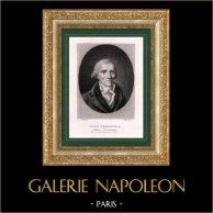 Portrait of Collin d'Harleville (1755-1806) - French Dramaturge