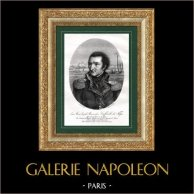 Portrait of Maximilien Caffarelli (1756-1799) - General of French Revolution - Napoleonic Wars