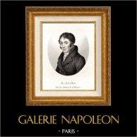 Retrato de Etienne Garnier-Pagès (1801-1841)