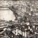DÉTAILS 03   Vue de Toulouse - Midi-Pyrénées (France) - Capitole - Donjon - Tour des Archives