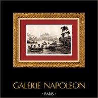Papouasie-Nouvelle-Guinée - Vue du Havre Dori