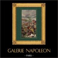 Combat d'Arlon - Guerres de la Révolution Française - Avril 1794