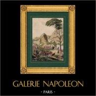 Battle of Gilette - Dugommier - French Revolutionary Wars - 1793