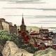 DETAILS 01 | View of Saumur (Maine-et-Loire - France) - Pays de la Loire