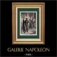 Französisch Literatur - XIX. Jahrhundert - Die Elenden (Victor Hugo)
