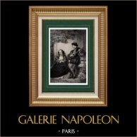 French Literature - XIXth Century - Carmosine (Alfred de Musset)