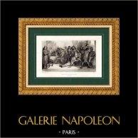 Revolución Francesa - Detención de Robespierre (9 thermidor An II)