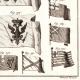 DÉTAILS 03   Marine Royale Française - 1787 - Pavillon