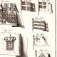 DÉTAILS 04 | Marine Royale Française - 1787 - Pavillon