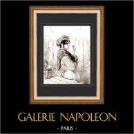 Caricature - Paris at the 19th Century - Collection Paul Gavarni 2/38
