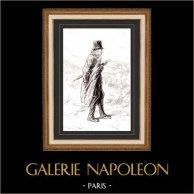 Karikatuur - Parijs aan de 19e eeuw - Collectie Paul Gavarni 12/38