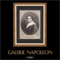 Portrait de Mademoiselle George (1787-1867)