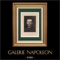 Portrait de Gustave Larroumet (1852-1903)