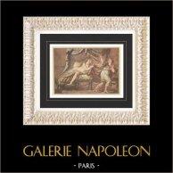 Erotic Art - XVIIIth Century - Collection De L'Amour 01/06