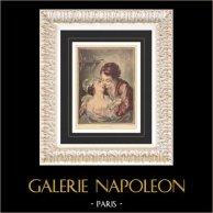 Erotic Art - XVIIIth Century - Collection De L'Amour 05/06 - Le Rendez-Vous