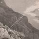 DETAILS 02 | View of the Gotthard Pass - Canton of Uri - Alps (Switzerland)