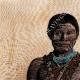 DÉTAILS 01 | Portrait d'Homme et de Femme Kali'na - Groupe ethnique Amérindien (Amérique du Sud)