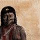 DÉTAILS 05 | Portrait d'Homme et de Femme Kali'na - Groupe ethnique Amérindien (Amérique du Sud)