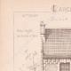 DÉTAILS 01 | Dessin d'Architecte - Semblancay - Indre-et-Loire - Ecole de Filles (Mr Paul Raffet - Gateuil & Daviet)