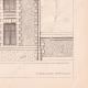 DÉTAILS 06 | Dessin d'Architecte - Semblancay - Indre-et-Loire - Ecole de Filles (Mr Paul Raffet - Gateuil & Daviet)