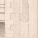 DETAILS 06   Drawing of Architect - Semblancay - Indre-et-Loire - School (Mr Paul Raffet)