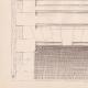 DETAILS 07   Drawing of Architect - Semblancay - Indre-et-Loire - School (Mr Paul Raffet)