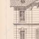 DÉTAILS 02   Dessin d'Architecte - Bois-Colombes - Maison du Garde-Jardinier (M. Duhamel Architecte)