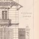 DÉTAILS 04   Dessin d'Architecte - Bois-Colombes - Maison du Garde-Jardinier (M. Duhamel Architecte)